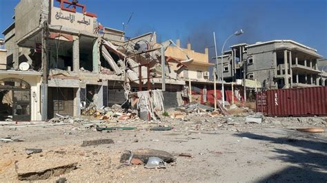 ledakan bom  benghazi libya tewaskan staf pbb