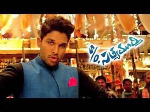 Latest Song Trailer - Super Machi - S/o Satyamurthy Movie ...