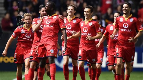Check below for latest team statistics, team profile data, scoring minutes, latest matches. Adelaide United are into the Hyundai A-League Grand Final ...