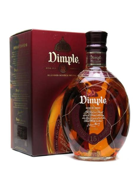 dimple whisky years deluxe bottle classic exchange haig benefits thewhiskyexchange rich blend