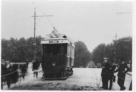 histoire du m 233 tro et des tramways de facs