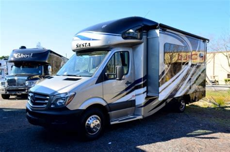 We also offer extended trips along. Mercedes Benz Coach Siesta RVs for sale