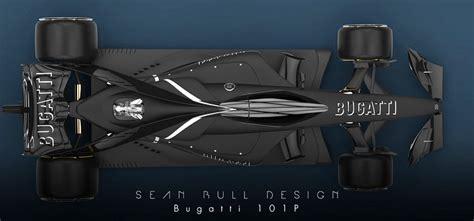 bugatti   concept car  sean bull grand prix