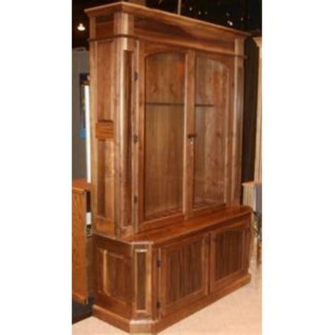 wood gun cabinet gun cabinets wood information
