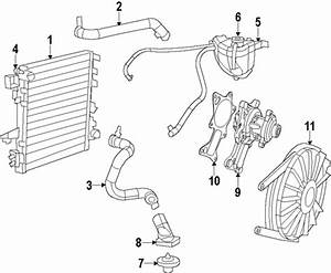 radiator components for 2008 jeep wrangler parts With jeep tj radiator