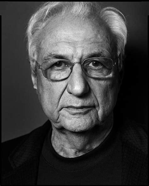 Frank Gehry, Born Frank Owen Goldberg (1929) Canadian