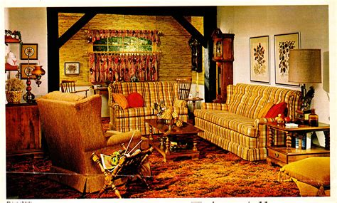decor home furniture interior desecrations a 1975 home furnishing catalog