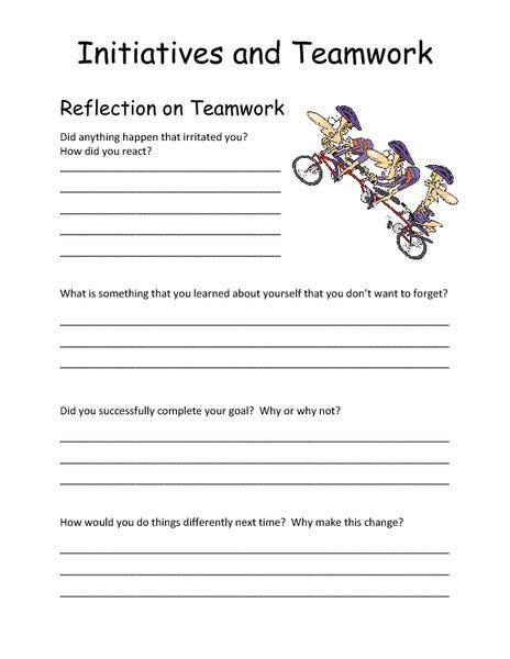 all worksheets 187 teamwork worksheets printable