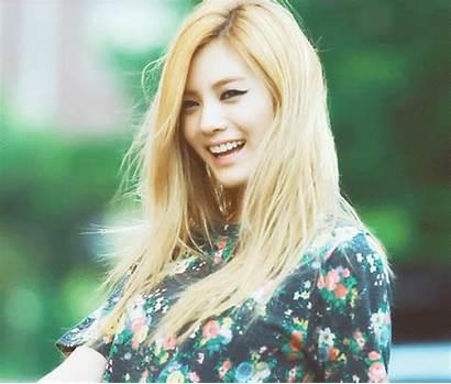 Blonde Nana Perfect Gifs Idol Hunt Kpop