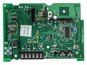 Genie 36600r S Excelerator Control Board 390 Mhz