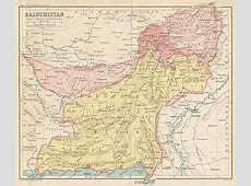 A Brief History of Balochistan The Diplomat