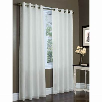 Curtains Hayneedle Panel Sheer Curtain Grommet Commonwealth