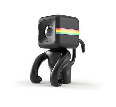 monkey stand  polaroid cube lifestyle action camera