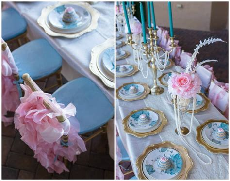 marie antoinette st birthday party pretty  party