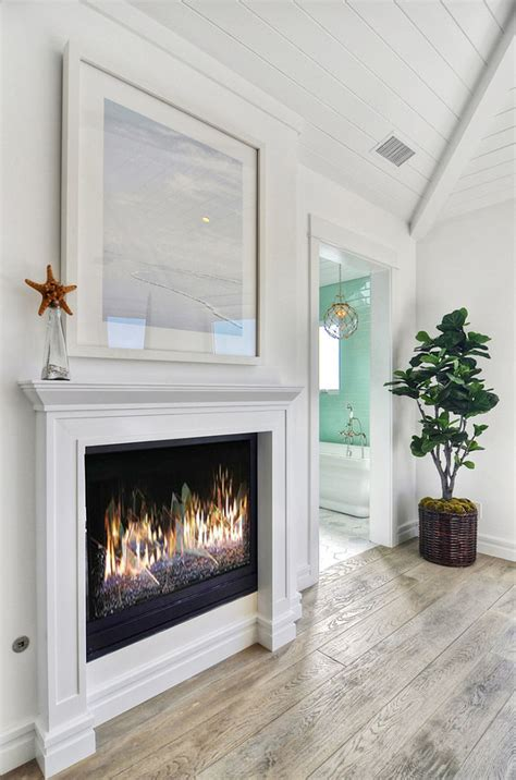 Bedroom Design Ideas With Fireplace by California Cottage For Sale Home Bunch Interior