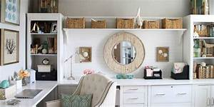 Home, Office, Decorating, Ideas, For, Comfortable, Workplace