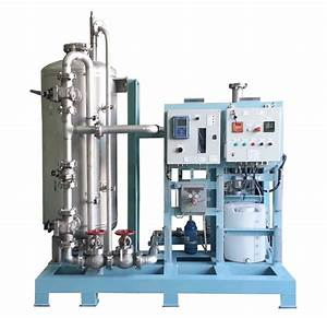 SAMKUN: Water treatment system _ for Offshore project