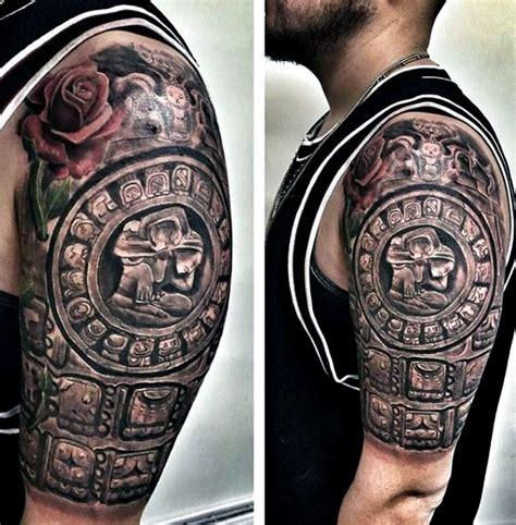 Significado De Tatuajes Aztecas