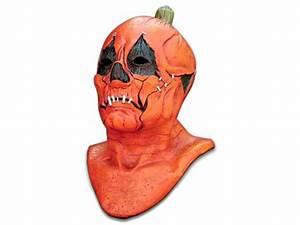 Visage Citrouille Halloween : visage de la citrouille masque halloween ~ Nature-et-papiers.com Idées de Décoration