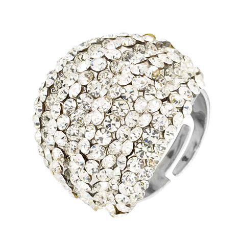 Swarovski Crystal Swarovski White Diamond Crystal Cluster