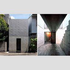 Tadao Andodesigned House In Tokyo For Sale Japan
