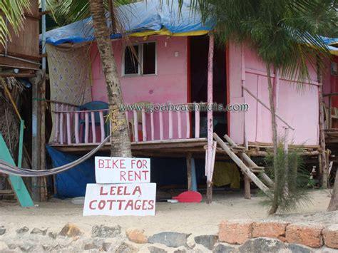 Leela Cottages, Palolem Beach, Goa, India