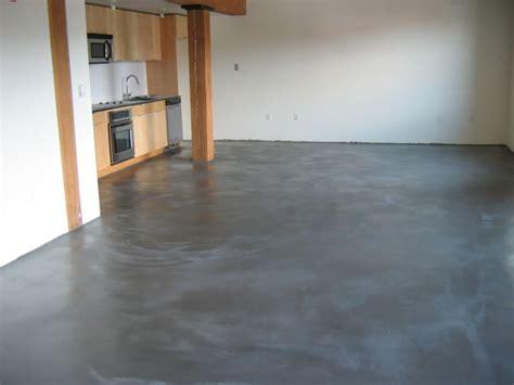 poured concrete kitchen floor come posare un pavimento in cemento con impasto 4380