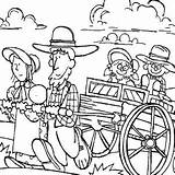 Coloring Pages Covered Pioneer Wagon Pioneers Chuck Activities Mormon Clipart Trek Getcolorings Colouring Adult Stories Printable Template sketch template
