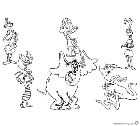 green eggs and ham coloring pages dr seuss green eggs and ham coloring pages characters