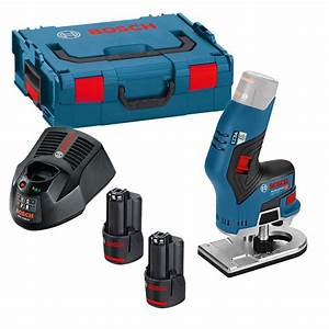 Bosch GKF 12V-8 Brushless Cordless Compact Router Trimmer