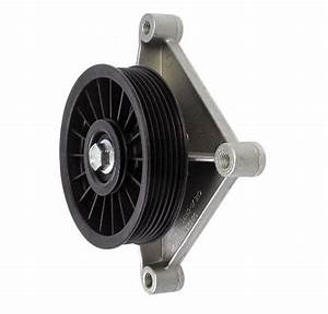 Chevy Van Ac Bypass Pulley
