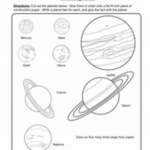 Pictures Solar System Worksheets 3rd Grade - Getadating