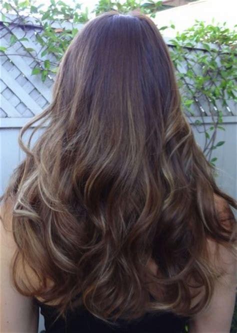 lo 250 ltimo para tu cabello las mechas babylights fotos de