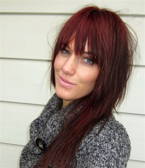 burgundy hair color burgundy hair color hair color styles