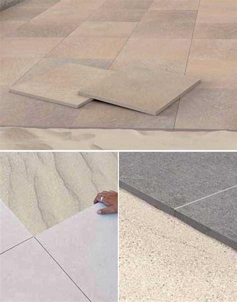 tipi di pavimento per questo tipo di posa occorre seguire un simile a quello