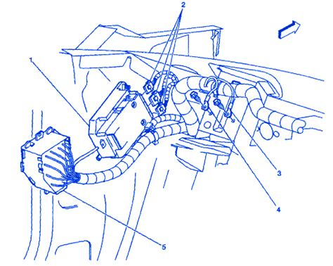 Pontiac Sunfire Electrical Circuit Wiring Diagram