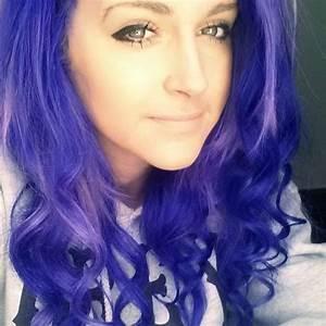 Splat Purple Hair Dye Tips Wwwimgkidcom The Image
