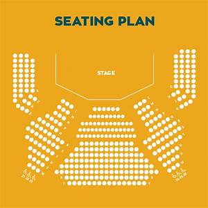 Perth Convention Riverside Theatre Seating Plan