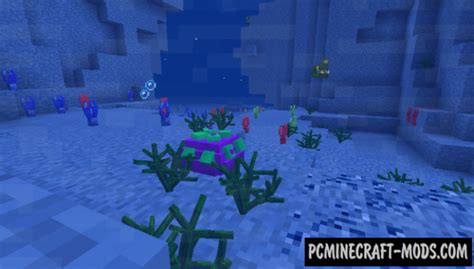 aquatic mod  minecraft  pc java mods