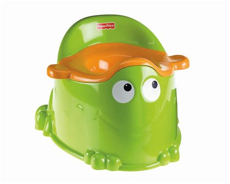 green frog potty chair brand new fisher price precious frog planet potty chair