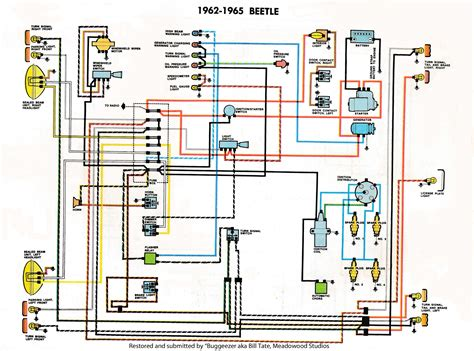 1969 Vw Beetle Wiring Diagram by Wiring Diagram For 1969 Vw Beetle Wiring Diagram
