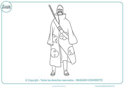 Gratis y divertidos ✅ entra para jugar. Dibujos de Naruto para Colorear listos para Imprimir