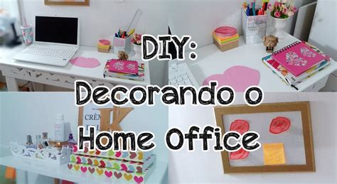 Decorando O Home Office :  Decorando Meu Home Office