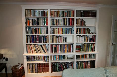 Freestanding Bookcase by Bookcases Alcove Carpentry