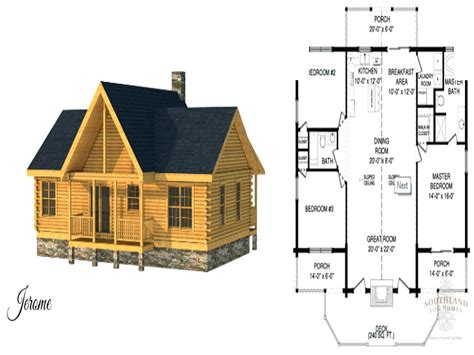 small two cabin plans log cabin house plans with wrap around porches floor small