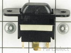 Whirlpool 12200039 - Toggle Switch