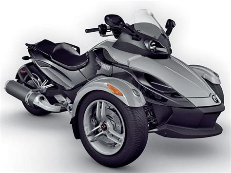 Can-am Spyder Recalled Due To Transmission Issues