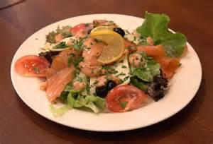 Résultat d'image pour salade océane saumon fumé