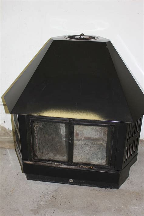 sears  roebuck model  mobile home fireplace