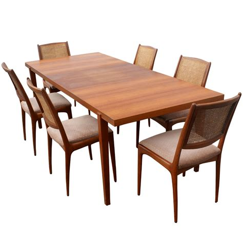 extension teak table 6 chairs dining set price